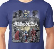 Attack on Mad Titan Unisex T-Shirt