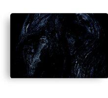 Oil Eyed Tree Canvas Print