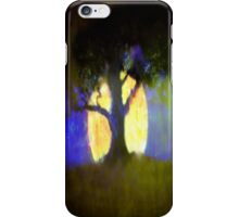 A Nocturnal Pursuance  iPhone Case/Skin