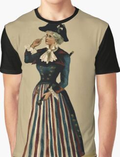 Fancy dresses described or What to wear at fancy balls by Ardern Holt 158 Incroyable Graphic T-Shirt