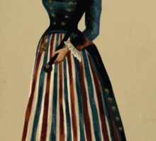 Fancy dresses described or What to wear at fancy balls by Ardern Holt 158 Incroyable Sticker