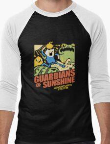 Guardians of Sunshine Men's Baseball ¾ T-Shirt