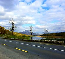 Leaving Mount Errigal by Fara