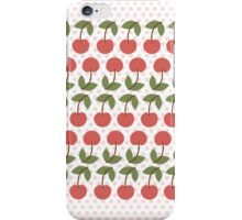 Sweet Cherries iPhone Case/Skin