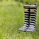 seasalt boots by David W Bailey