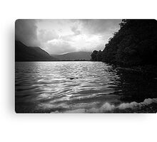 The Dark Side Of The Lake District (Buttermere) Canvas Print