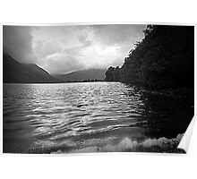 The Dark Side Of The Lake District (Buttermere) Poster