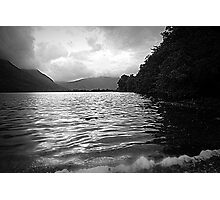 The Dark Side Of The Lake District (Buttermere) Photographic Print