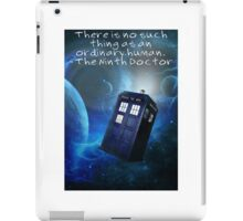 Doctor Who Poster iPad Case/Skin