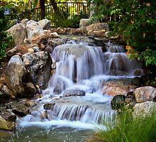 Waterfall by Kathy Nairn