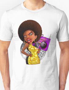Disco! Crank Girls Unisex T-Shirt