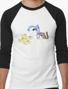 Regular Show Men's Baseball ¾ T-Shirt