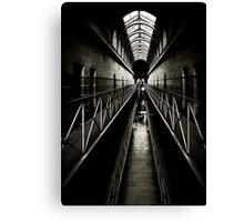Melbourne Gaol Canvas Print