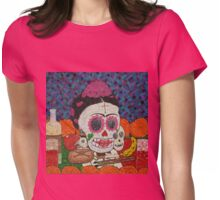 Altar a Frida Womens Fitted T-Shirt