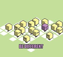 Be Different by ChristopherHLee