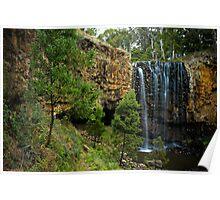 Trentham Falls, Victoria Poster