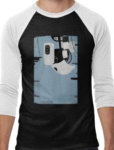 Reboot.exe Men's Baseball ¾ T-Shirt