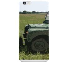 Landrover iPhone Case iPhone Case/Skin