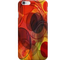 Circles... Circles... Circles iPhone Case/Skin