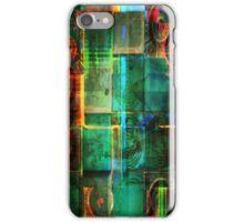 Compartmentalised iPhone Case/Skin