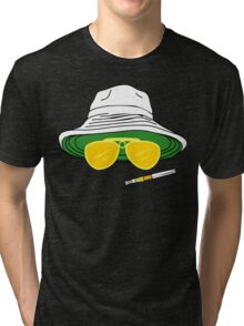 Fear and Loathing In Las Vegas Raoul Duke Tri-blend T-Shirt