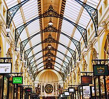 Royal Arcade by Maree Cardinale