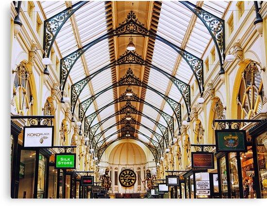 Royal Arcade by Maree Cardinale