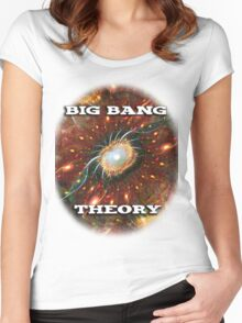 Expanding Light ~ Big Bang Theory Women's Fitted Scoop T-Shirt
