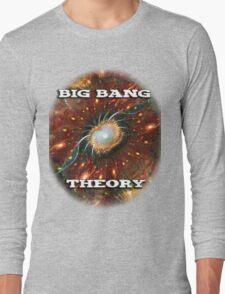Expanding Light ~ Big Bang Theory Long Sleeve T-Shirt