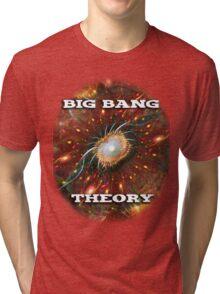 Expanding Light ~ Big Bang Theory Tri-blend T-Shirt