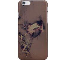 Metamorphosis Of The Literal  iPhone Case/Skin