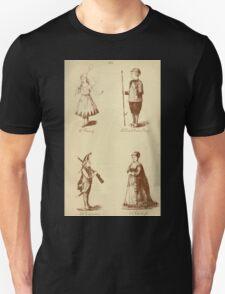 Fancy dresses described or What to wear at fancy balls by Ardern Holt 326 Fairy Dutch Fisher Boy Grenadier Vandyke Unisex T-Shirt