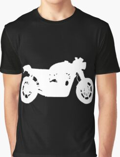 Triumph Bonneville Cafe Racer Graphic T-Shirt