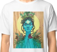 Meditation on Mother Nature Classic T-Shirt