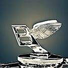 Bentley Symbol-Yorkville Exotic Car Show by Andrew Connell