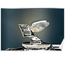 Bentley Symbol-Yorkville Exotic Car Show Poster