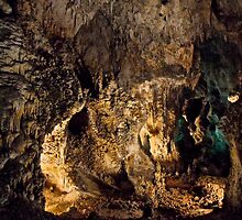 Carlsbad Caverns- New Mexico by EarthPhoenix
