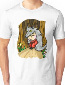 The Sweet Little Wolf Unisex T-Shirt