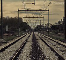 I hear the train... by TLund