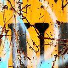 Sprayed Out U by Vikki-Rae Burns