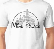 Mind Palace - (black text) Unisex T-Shirt