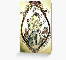 Nothing's Impossible Greeting Card