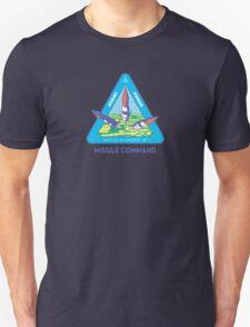 MISSILE COMMAND ATARI COLD WAR T-Shirt