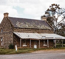 Australia Post Office Old Hume Highway near Wallan 1959 11040039 by Fred Mitchell