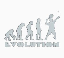 Evolution Of Tennis Kids Clothes