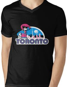 Scott Pilgrim - Toronto Mens V-Neck T-Shirt