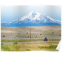 Shasta Ride Poster