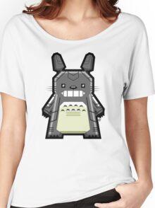 Robo Totoro Women's Relaxed Fit T-Shirt