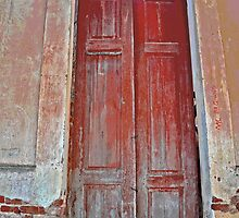 The Red Door by Gigi Guimbeau