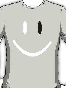 BLACK EYED SMILEY FACE T-Shirt